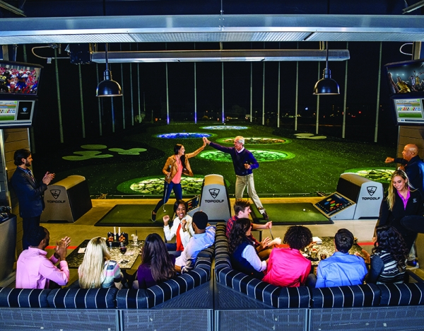 Topgolf Makes Golf A Perfect Team Building Activity